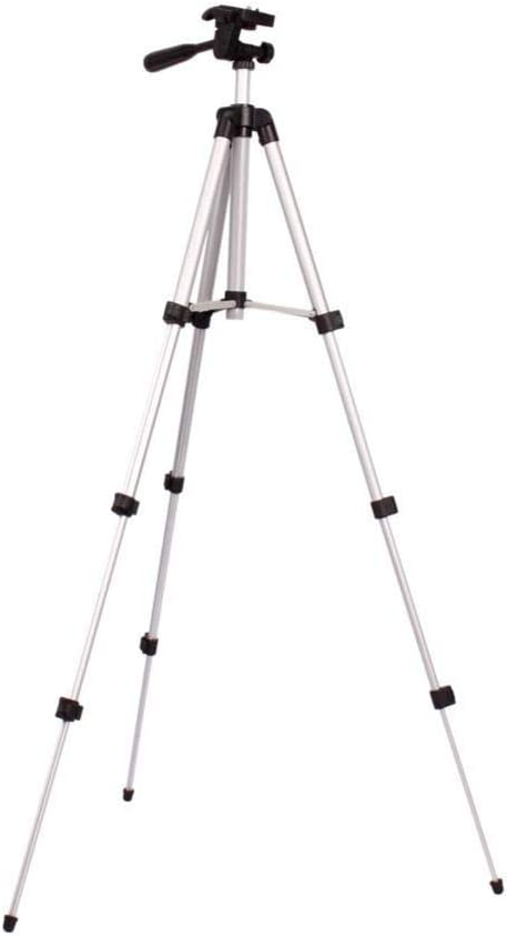 Coaste Tripod Professional Tripod Professional Flexible Aluminum Tripod Moderate Weight Duralumin Hard Enough Suitable for Most Digital Cameras and Camcorders