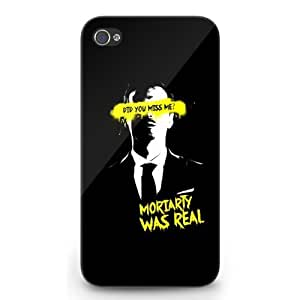 Moriarty - Did You Miss Me - Sherlock iPhone 6 plus 5.5 Case - Black