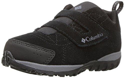 Columbia Childrens Venture, Zapatillas de Deporte Exterior Unisex Niños, Negro (Black/ Graphite), 30 EU