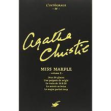 MISS MARPLE T02 : L'INTÉGRALE