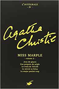 L 39 int grale agatha christie tome 4 miss marple volume for Miss marple le miroir se brisa