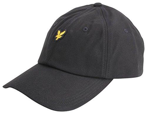True Black Baseball Cap by Lyle