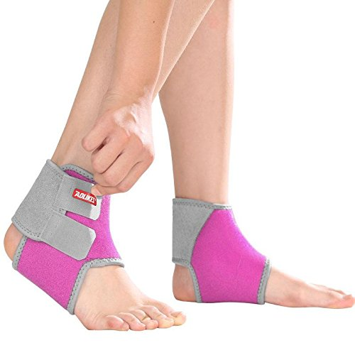 Kids Ankle Brace Support Sleeve, Help Prevent Ankle, used for sale  Delivered anywhere in USA