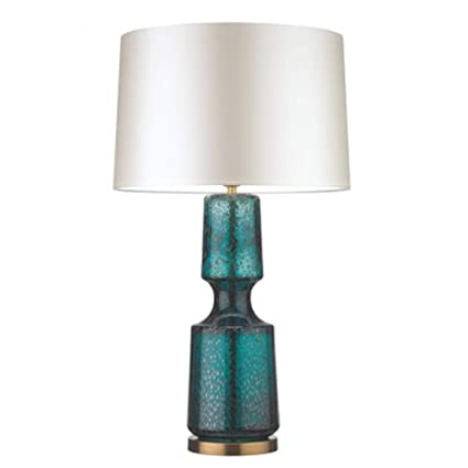 Amazon.com: PPWAN Table Lamp Hong Kong Style Postmodern Light Luxury ...