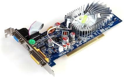 Nvidia Geforce 8400GS, PCI, 512MB DDR2, Dual VGA, no expreso ...