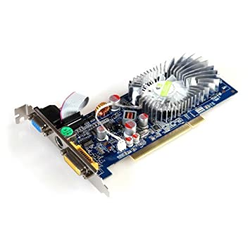 Nvidia Geforce 8400GS, PCI, 512MB DDR2, Dual VGA, no expreso