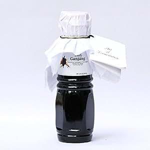 Wholly Ganjang, Premium Gluten-free Unpasteurized Artisanal 3 Year Aged Soy Sauce (5.41 fl oz)