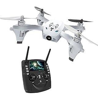 Mini Drone FPV Predator   FPV a Emisora con LCD   Cámara 720P   Iniciación