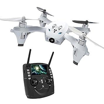 Mini Drone FPV Predator | FPV a Emisora con LCD | Cámara 720P ...