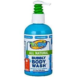 TruKid Bubbly Body Wash, Light Citrus Scent, 8 Oz
