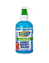 TruKid Bubbly Body Wash, Light Citrus Scent, 8 Oz