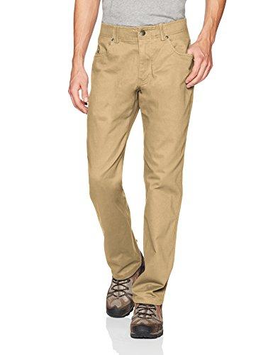 Columbia Cotton Khakis - Columbia Men's Pilot Peak 5 Pocket Pant, Crouton, 40x30