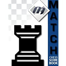 MATCH Chess Scorebook by GM Maurice Ashley (2015-01-02)