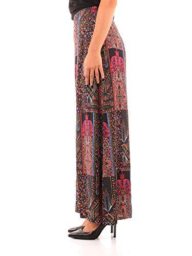 Donna Winkler Desigual Nero Modello Pantalone 5qTwUF