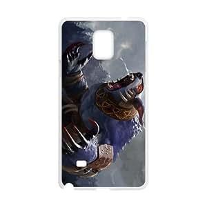 Samsung Galaxy S4 Phone Case White dota 2 WQ5RT7531371