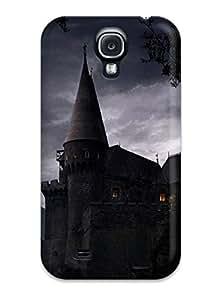 Excellent Design Castle Phone Case For Galaxy S4 Premium Tpu Case by icecream design