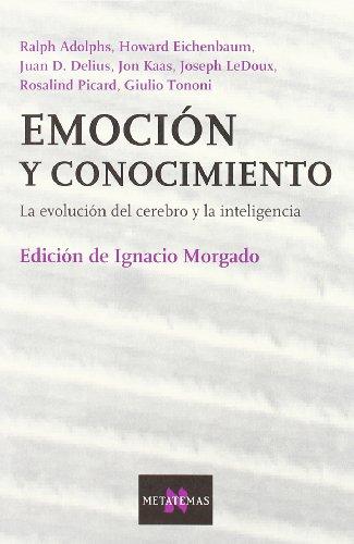 Descargar Libro Emoción Y Conocimiento Ignacio Morgado