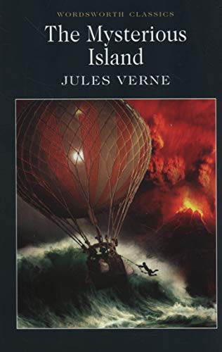 The Mysterious Island (Wordsworth Classics)