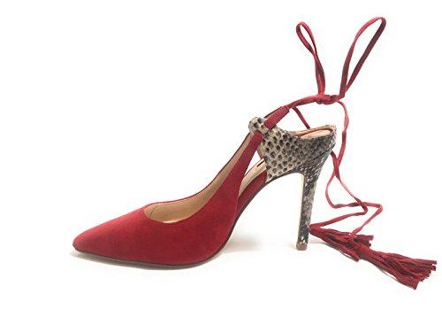 Guess - Zapatos de vestir para mujer Rojo rojo Descuento de liquidación Compre unisex a estrenar barato Profesional de venta Autorización genuina Imágenes de venta ZQVu605X5t
