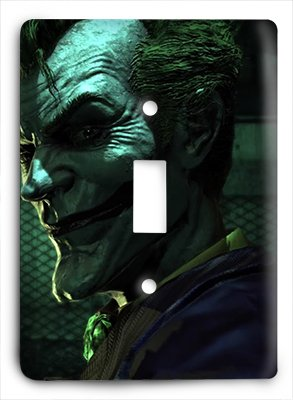 Joker Batman Light - Eclectic Joker - Batman Arkham Light Switch