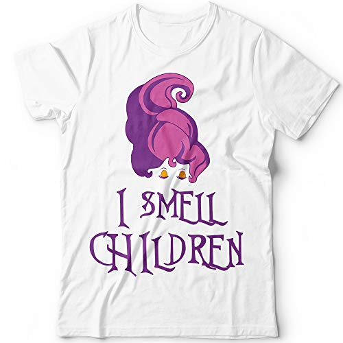 I Smell A Child Funny Hocus Pocus Quote Halloween Witches Costume Pregnancy Customized Handmade T-Shirt Hoodie/Long Sleeve/Tank -