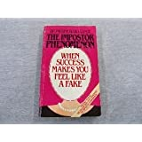 The Impostor Phenomenon: When Success Makes You Feel Like a Fake by Dr. Pauline Rose Clance (1986-04-01)