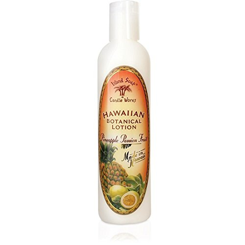 Island Soap & Candle Works Lotion, Pineapple Passion Frui...