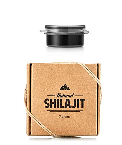 Natural Shilajit Resin Servings Plant Based product image