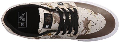 DC–para hombre Wes Kremer S TX Zapatillas Desert Camo