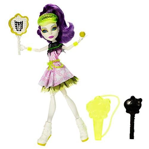 Monster High Ghoul Sports Spectra Vondergeist Poupée