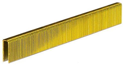 18GA 1/4 Crown x 5/8 Length Galv. 5,000-Pack Senco L Style Staples