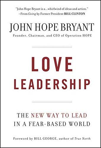 Love Leadership Lead Fear Based World product image