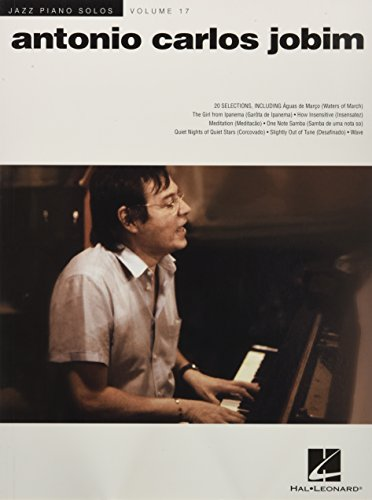 Antonio Carlos Jobim: Jazz Piano Solos Series Volume - Jazz Ensemble Large