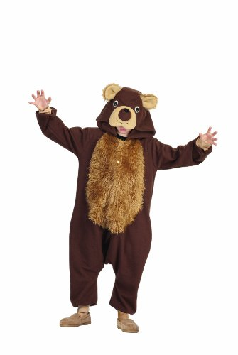 RG Costumes 40175 Funsies' Bailey Bear, Child Large/Size 12-14 ()