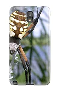 Premium Galaxy Note 3 Case - Protective Skin - High Quality For Spider