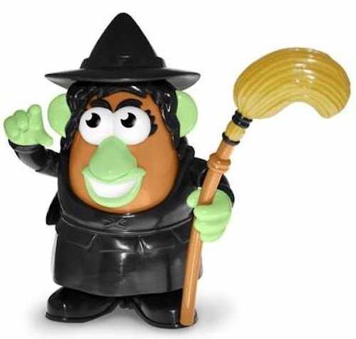 (The Wicked Witch Mr Potato Head. Wizard of Oz by Wizard Of Oz )