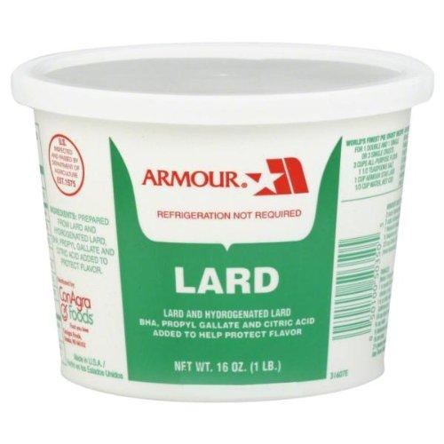Armour Lard Star Tubs