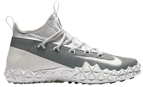 Nike Alpha Huarache 6 ELT Turf Lax Mens 923426-102 Size 9.5
