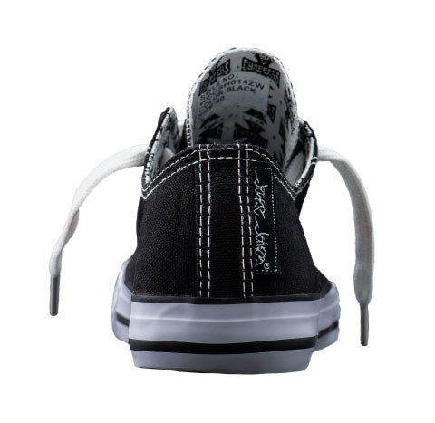 Low Warrior Coast West Shoes Choppers Black Tops wqBwIUt