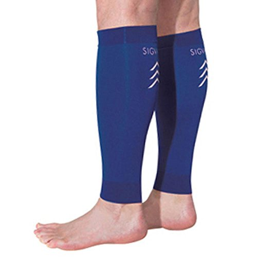 SIGVARIS Unisex Performance Compression Running Sleeve 412V 20-30mmHg -  412VX00