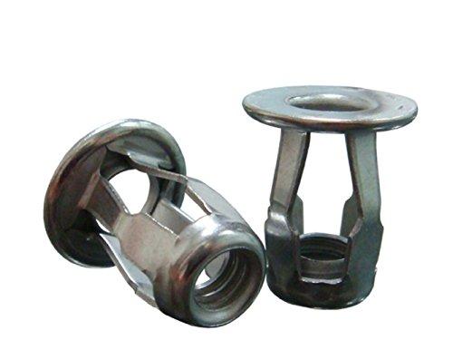 Stainless Steel Blind Jack Nut - 1/4-20x0.71