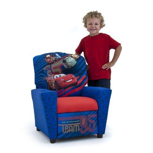 lightning mcqueen recliner chair