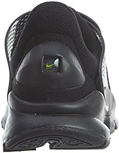 timeless design 0a535 7ac53 Nike Sock Dart Big Kids Style: 904276-002 Size: 7: Amazon.in ...