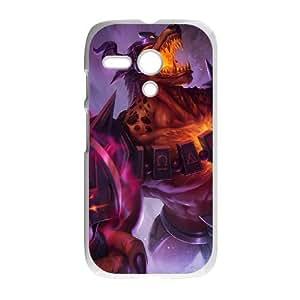 Motorola G Phone Case Cover White League of Legends Infernal Nasus EUA15963486 Covers For Mobile Phones