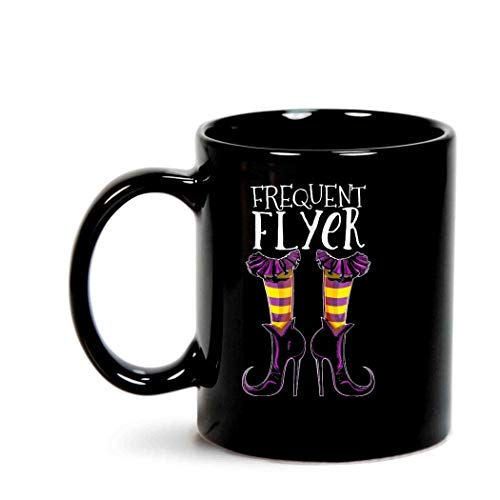 Frequent Flyer Halloween Witch Shoe Costume Witch Gift -