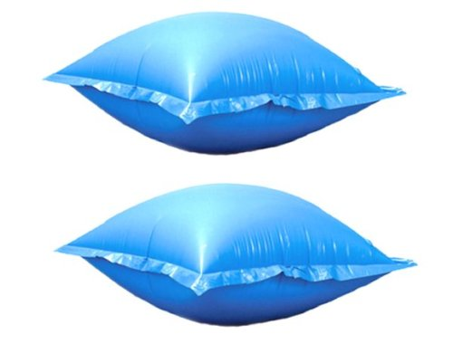 - Swimline 4x4 Feet Winterizing Air Pillow for Above-Ground Pool Cover, 2-Pack