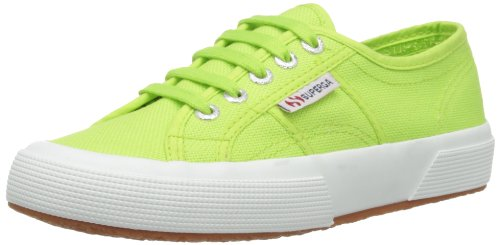 Baskets Adulte 2750 Green Mixte Cotu acid Vert Superga Classic 7HtwT