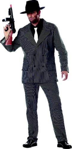 1920 Adult Gangster Suit