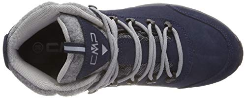 Black Trekking Damen N950 Blue Blau amp; 2 Turais Wanderstiefel CMP 0 df8WvqHgII