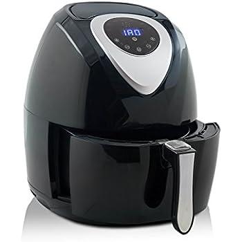 Modernhome Taf 710 Digital Air Fryer Black
